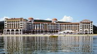 Риу Нелиос Бей Обзор - морето пред хотела
