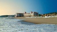 Риу Нелиос Бей Обзор- изглед на плажа
