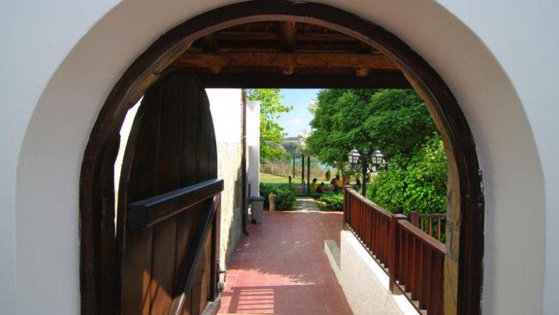 външен коридор
