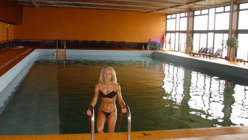 Вътрешен басейн