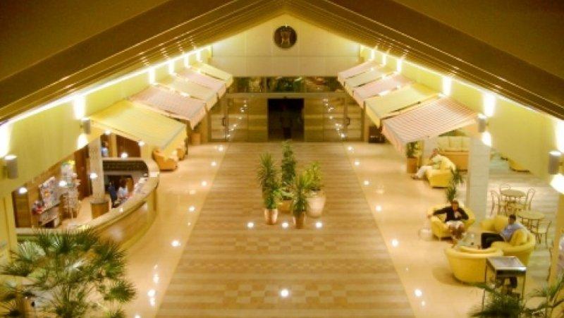 Интериор на хотела