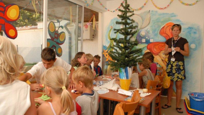 Детски клуб