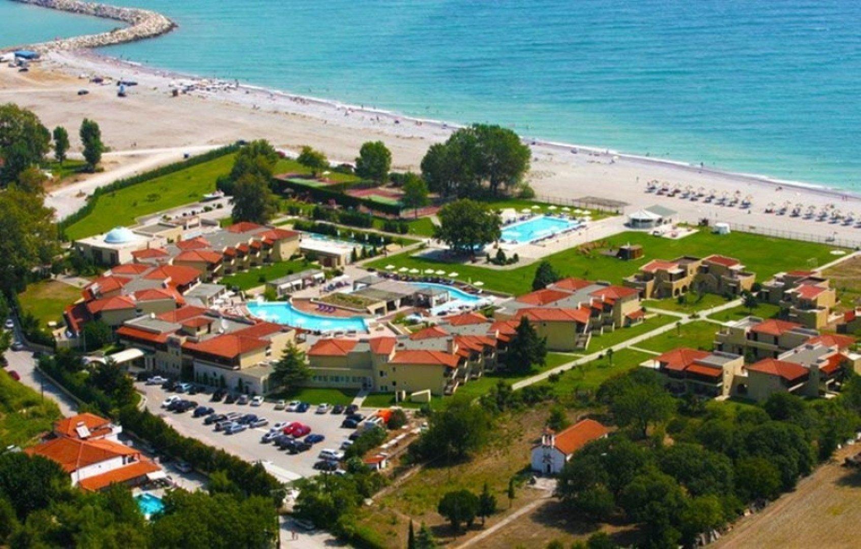 Hotel Dion Palace Resort Spa Olimpijska Riviera Ceni 2020
