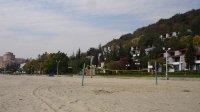 Място за плажния волейбол