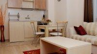 Кухня и трапезария в апартамент