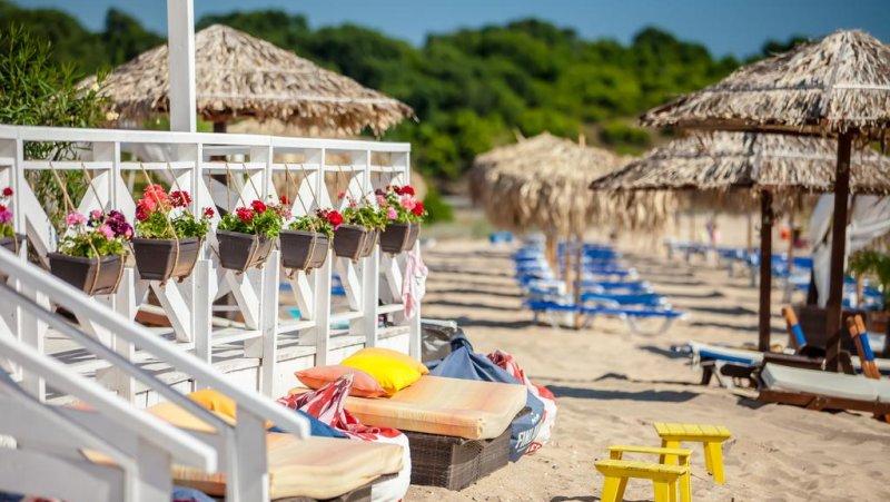 Бар на плажа